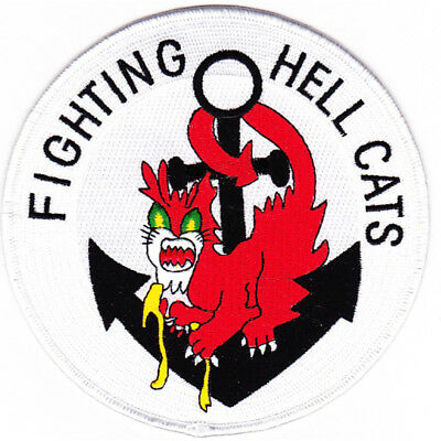 VF-5 Patch Fighting Hell Cats