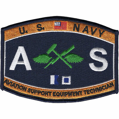 Aviation Support Equipment Technician Rating Patch