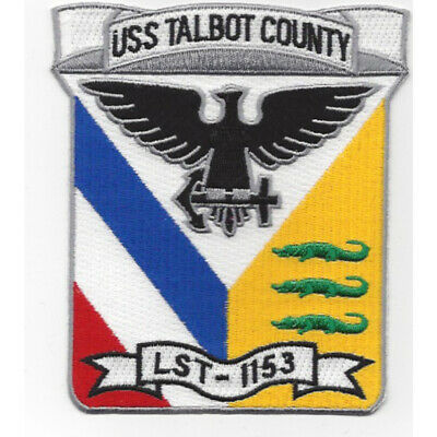 LST-1153 USS Talbot County Patch