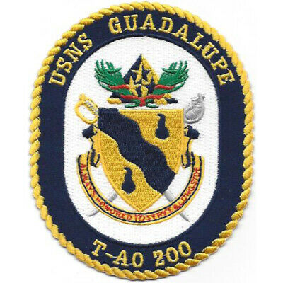 T-AO 200 USNS Guadalupe Patch