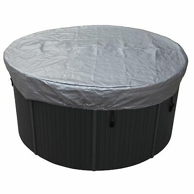 PROTECT YOUR SPA COVER NOW - 7ft Round Hot Tub Cover Harsh Weather Guard