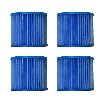 4x Portable Hot Tub Filter Cartridge Replacement for Swift Current Portable Spa