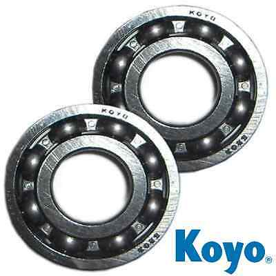 Kawasaki KX500 '83-'04 Koyo Crankshaft Main Bearings