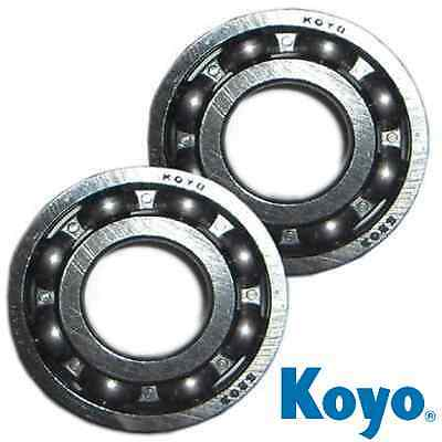 Kawasaki KDX200 '83-'06 Koyo Crankshaft Main Bearings