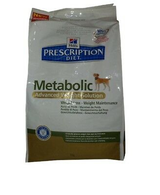 12kg Hills Prescription Metabolic Canine, Diet, Hundefutter