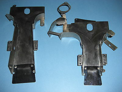 LEFT & RIGHT RAMP THE SHADOW PINBALL MACHINE USED NEED REPAIR REPLACEMENT SET