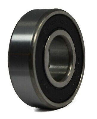 6208-2RS Sealed Radial Ball Bearing,40x80x18mm