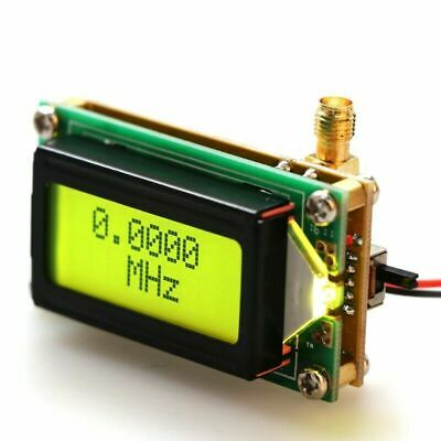 High Accuracy RF 1~500 MHz Frequency Counter Tester measurement For ham Radio