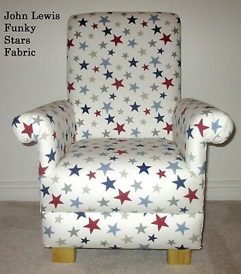 Fine John Lewis Childs Chair Blue Funky Stars Fabric Bedroom Ocoug Best Dining Table And Chair Ideas Images Ocougorg