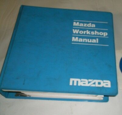 1994 mazda miata mx 5 service shop manual \u0026 wiring diagrams 1990 Miata Wiring-Diagram