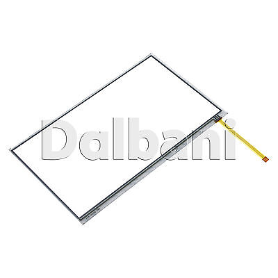 """8/"""" 4 Lines Resistive Touch screen Digitizer glass For HSD080IDW1-C00  AT080TN01"""