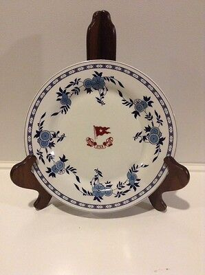 Titanic 2nd Class Dinner Plate RMS Authentic Artifact Replica 1912 China