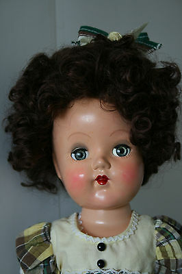 "Toni 15"" Hard Plastic Doll"