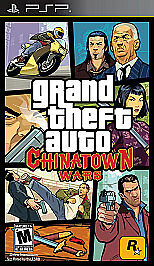 Grand Theft Auto: Chinatown Wars  (PlayStation Portable, 2009)
