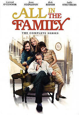 All in the Family ~ Complete Series ~ Season 1-9 ~ NEW 28-DISC DVD SET