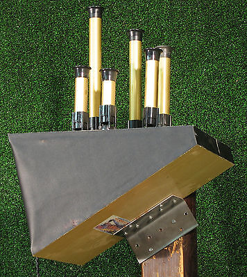 6 pipe Train whistle - real live steam train sound - bellows included