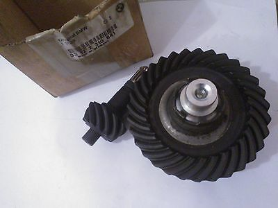 NOS Genuine BMW Differential Crown Gear Set 33122310641 K100RS 90-92 K1100RS