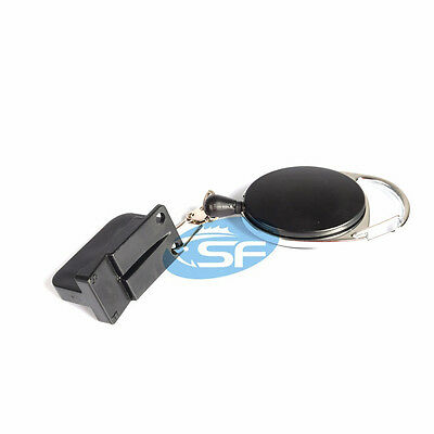 SF Fly Fishing Bead Fliles Magnetic Tippet Threader EZ Gear with Zinger