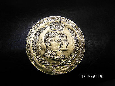 Coronation of King George VI & Queen Elizabeth from 1937 Nestles Chocolate coin
