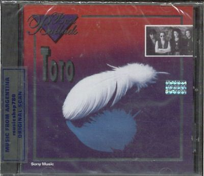 Toto Best Ballads Cd New Greatest Hits Africa Rosanna