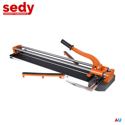 800mm Manual Cutter Heavy Duty Tile Cutting Draper Ceramic Porcelain Tiles Cut