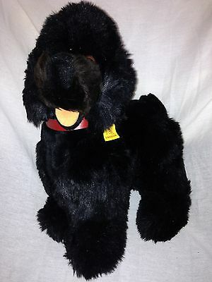 VINTAGE STEIFF COSY TOBBY POODLE 5447/28
