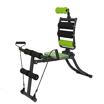 swingmaxx Wonder Body Fitnessgerät 6in1 Bauch Rücken Core Trainer TVdoo Neu