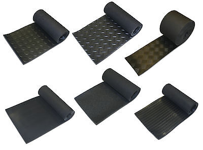 Rubber Matting Strips 3Mm Thick Anti Slip Various Sizes & Various Styles