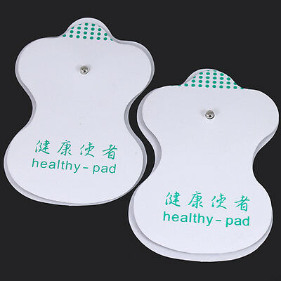 20PCS Electrode Pads For Tens Acupuncture Digital Therapy Machine Massager