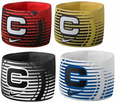 New!! Nike Captain Band Soccer Football Arm bands captainband banding sports