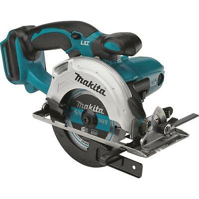 """Makita XSS03Z 18-Volt LXT Lithium-Ion 5-3/8"""" Cordless Circular Saw, Tool Only"""