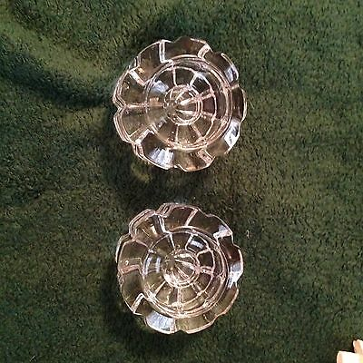 New Candle Holders Set of Two made by Mikasa Germany
