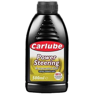 Green Power Steering Central Hydraulic Fluid Suits Ford Audi Bmw Vaux Etc