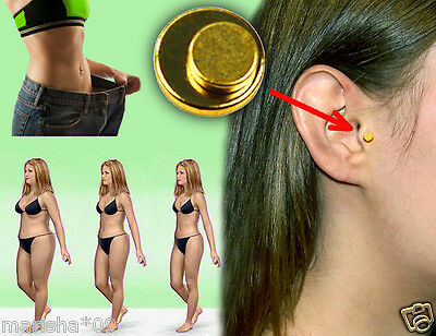 Magnetic Auricolar Therapy Zero Diet Ear Weight Loss Without Dieting Non Diet