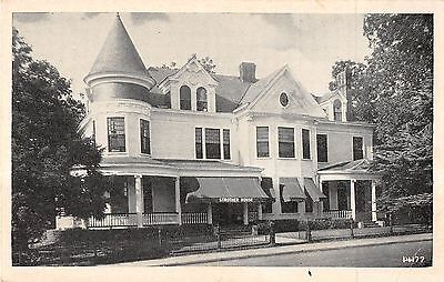 Petersburg Virginia Strother House General View Antique Postcard V12829