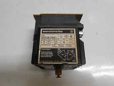 Westinghouse 5072A17G01 Industrial Control Relay