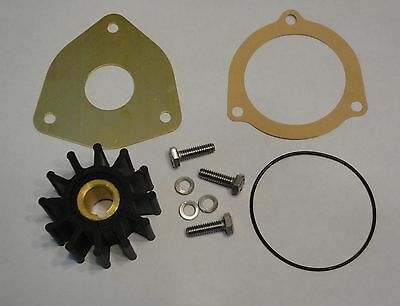 OMC Cobra Volvo Penta Sea Water Pump Minor Repair Kit 3854287 Impeller & Plate