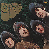 Rubber Soul by The Beatles (CD, May-1987, Capitol/EMI Records)