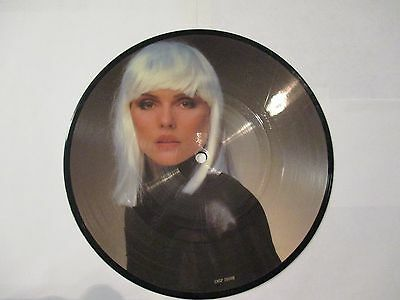 Blondie Picture Disc - Island of Lost Souls/Dragonfly