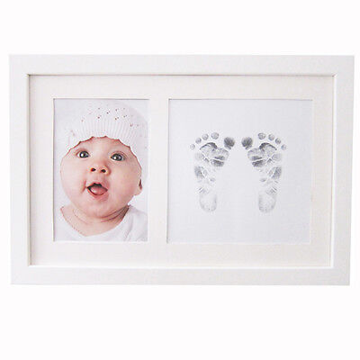 Babypie Baby Ink-Print Photo Frame