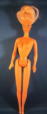 """Vintage Barbie 12"""" Doll by Mattel Marked 1966 Taiwan/US Patent Pending Blonde!!!"""