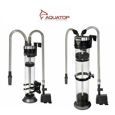 Aquatop Mr-20 Mr-30 Media Reactor - Gfo Carbon Biopellets Includes Pump
