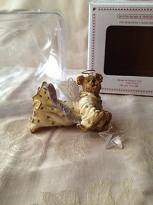 Boyds Bears Bearstone 2003 Twinkle Starlight Ornament #257027 1E/5354 New In Box