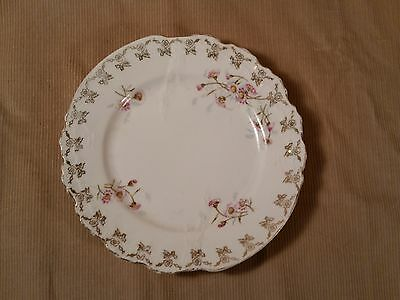 Set of 4 Antique K.P.M. Snack/Dessert Plates - No. 473/1