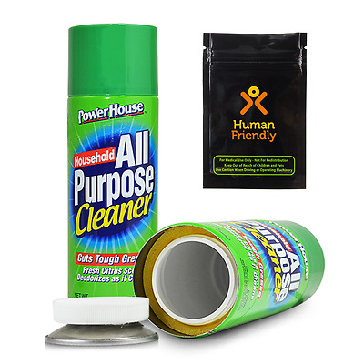 Power House All Purpose Cleaner Diversion Safe w Smell Proof Bag FREE 2-3D S&H