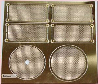 Taigen photo-etch grills for 1/16 scale Heng Long Panther and Jagdpanther tank