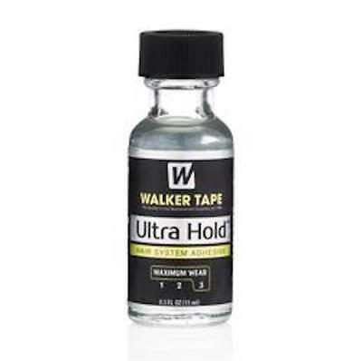 Ultra hold strong hold lace wig toupee bonding adhesive Walkers 0.5 oz
