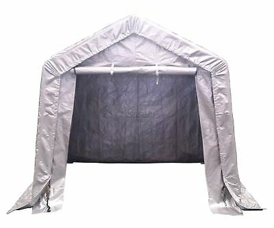 Large Waterproof Motor Bike Folding Cover Storage Shed Outdoor Tent Garage Barn