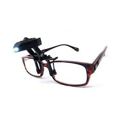 Eschenbach SpecLights - LED Clip Ons Light Attachment to Eye Glasses