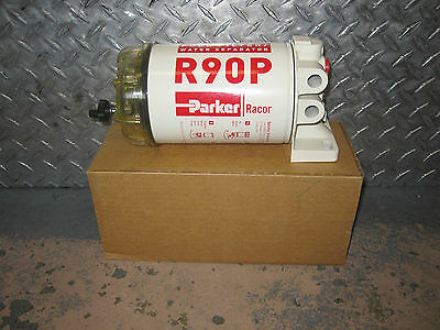 Racor Fuel/Water Separator Without Heater #8075324 #R90P